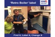 HHIC issues 'Retro Boiler' label update