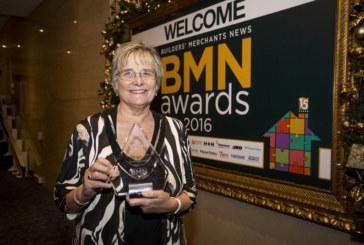 BMF's Christine Harding honoured with Lifetime Achievement Award