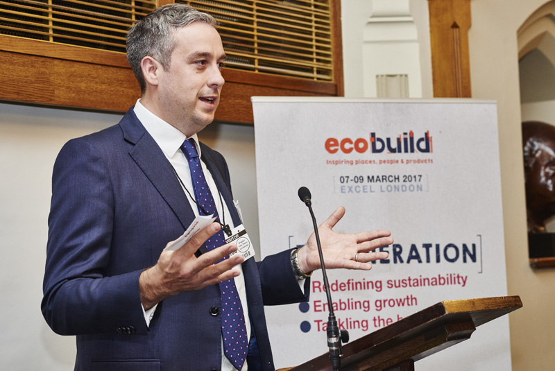 Ecobuild and UK-GBC outline content focus for 2017