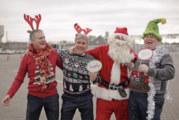 Tobermore team spreads some festive cheer