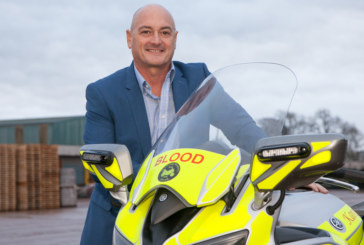Impressive fundraising from Russell Roof Tiles