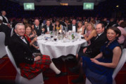BMF Burns Supper raises £3,000 for charity