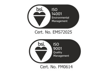 Thomas Dudley passes new ISO standards