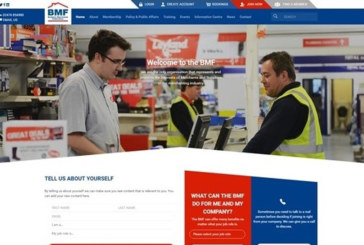 The BMF launches new website