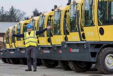 BSW invests in material handling equipment