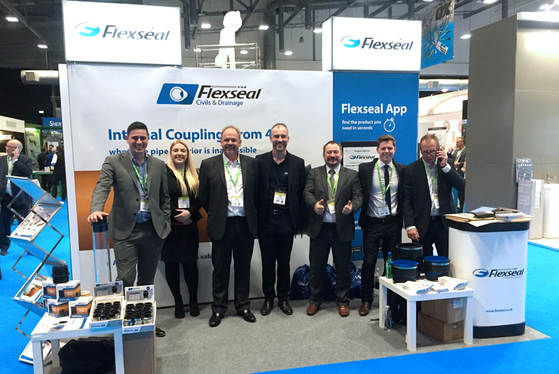 Flexseal sees record demand at NMBS exhibition