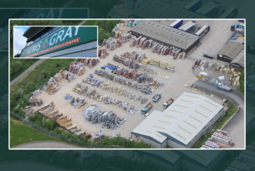Huws Gray acquires James Wilby Builders Merchants