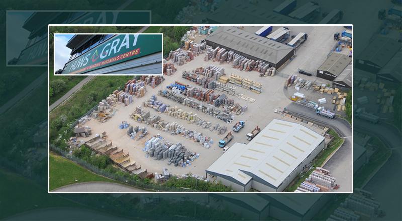 Huws Gray acquires James Wilby Builders Merchants