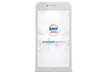 The BMF launches Stockist Search app