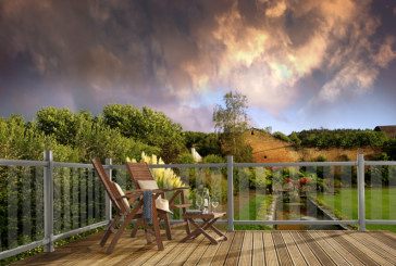 Outdoor living trends, with Cheshire Mouldings