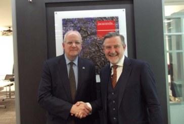 Gardiner support for BMF on international trade