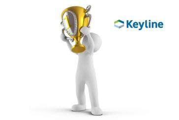 Keyline secures back-to-back awards