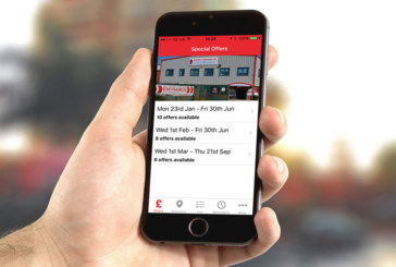 NMBS launches Special Offers App