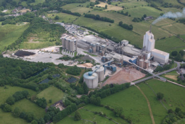 Aggregate celebrates Cauldon Cement Plant's 60th anniversary