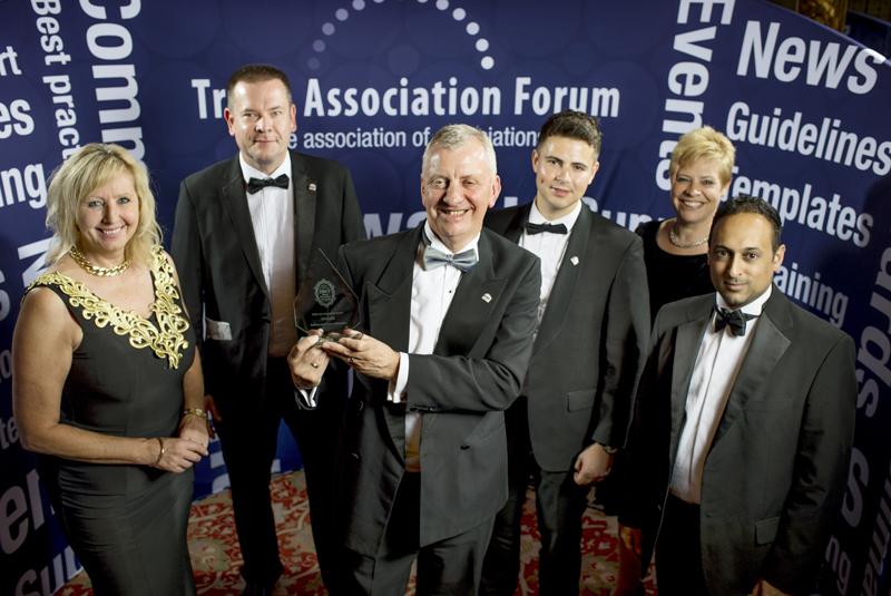 BMF wins Best Practice Award