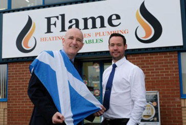 Investment 'sparks flame' in Scotland