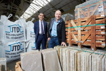 Lloyds Bank boost for JTD Building Supplies