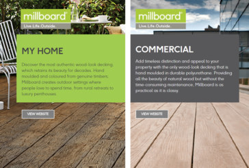 Millboard launches new website