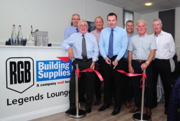 RGB opens new Legends Lounge at Exeter City FC