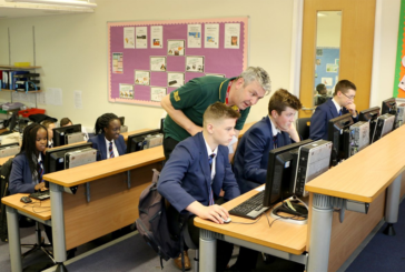 Bridging the digital skills gap with Travis Perkins