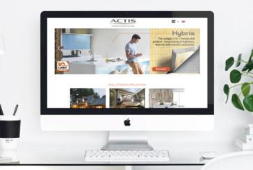 Actis launches new website