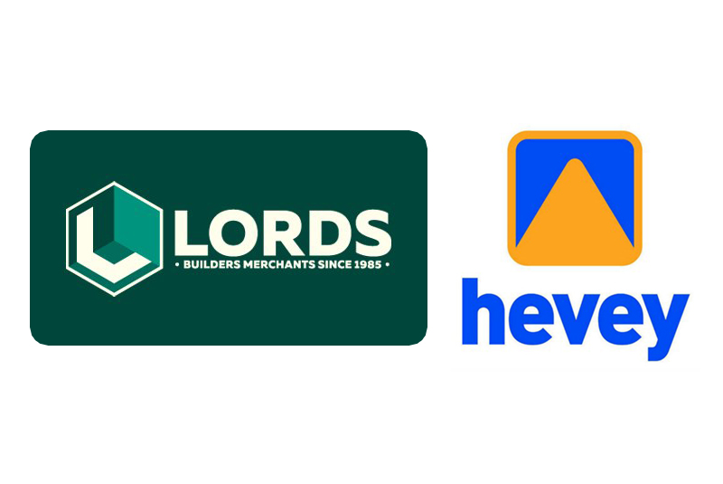 Lords acquires majority share in Hevey Building Supplies