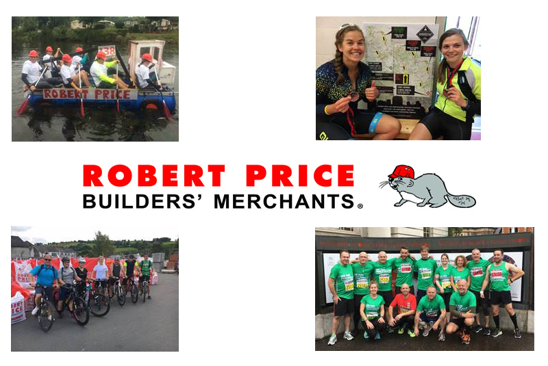 Robert Price completes charity challenge