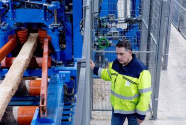 Södra Wood completes investment in Långasjö sawmill
