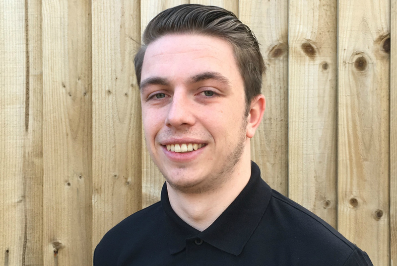 M&M Timber invests in apprentice