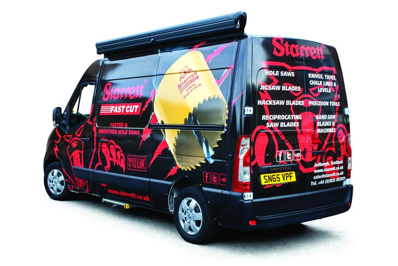 Starrett goes on tour
