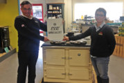Huws Gray showroom certified as Esse Specialist