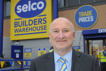 New Chief Executive for Selco
