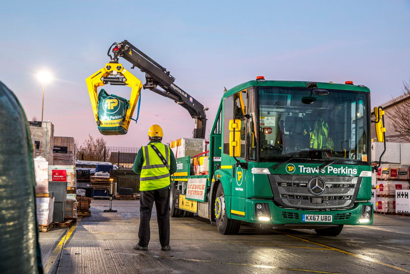 Travis Perkins plc issues H1 2020 trading update