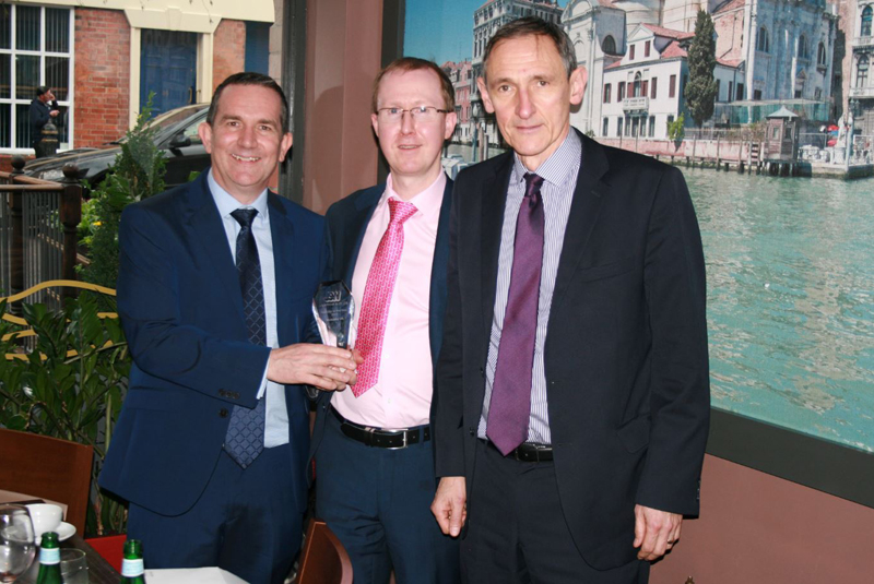 Wolseley awarded J S Wright & Co Supplier of the Year