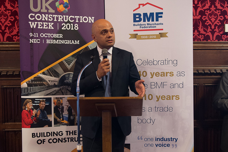 Westminster celebrations for BMF landmark