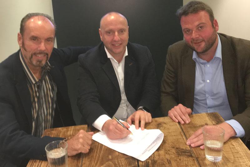 H&B announces launch of the TBG Development Group