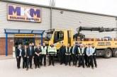 MKM opens new branch in Telford