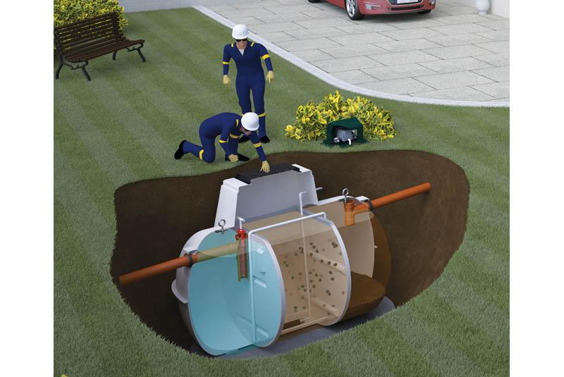 Marsh urges merchant focus on sewage treatment plants