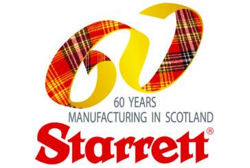 Starrett celebrates 60 years of UK manufacturing