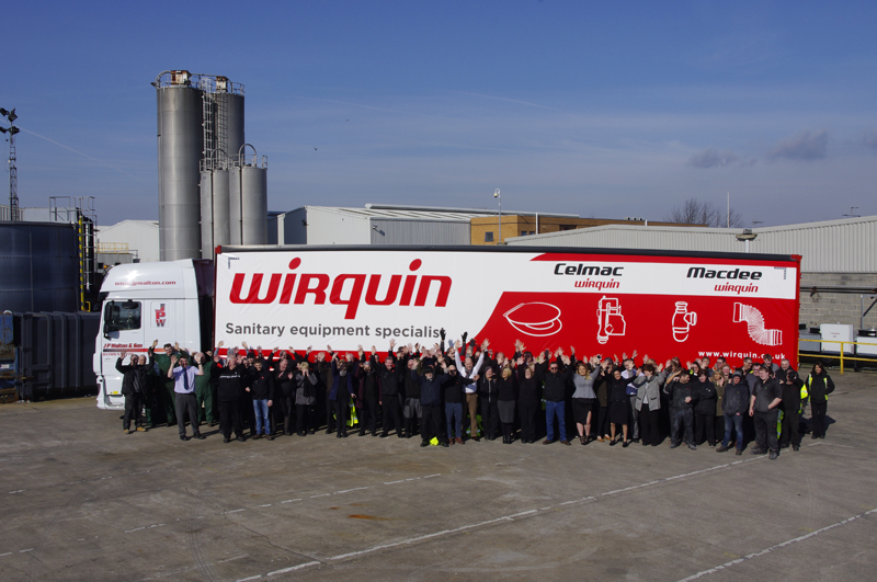 Wirquin announces Twitter competition