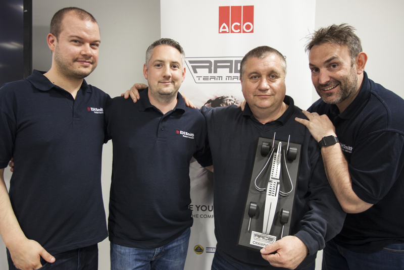 ACO Race Team Manager Champions revealed!