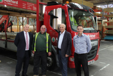 Twickenham MP visits Alsford Timber