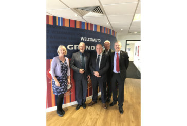 BMF opens Regional Centre of Excellence at Grundfos