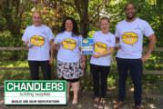 Chandlers promotes Helpline to support Mental Health Awareness Week