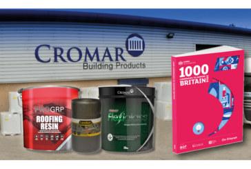 Cromar recognised in London Stock Exchange report