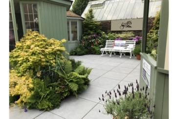 Ethan Mason features at Chelsea Flower Show