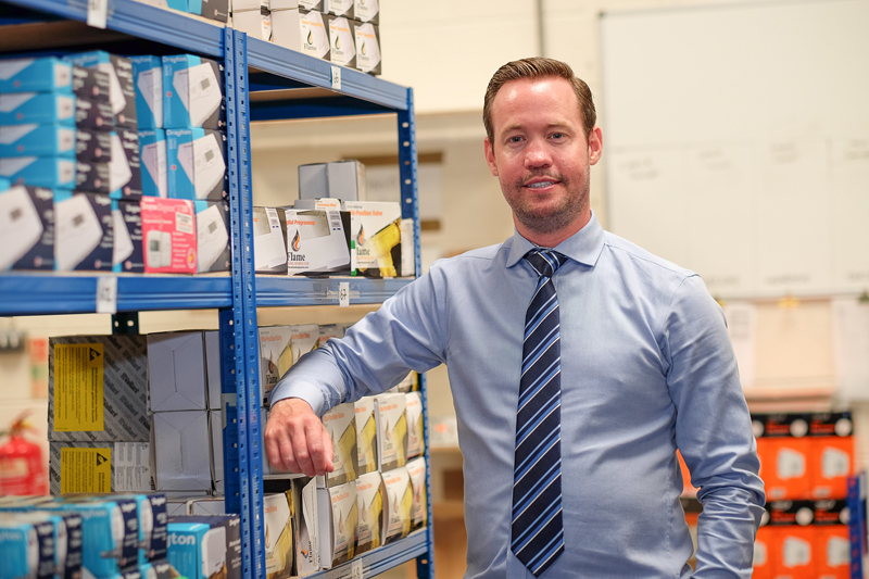 Flame Heating Group wins North East Business Award