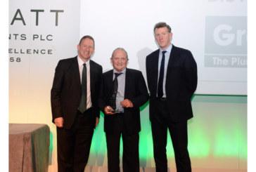 Graham wins Barratt Developments Award