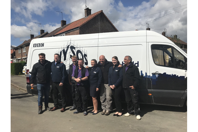 MKM Anlaby donates supplies to DIY SOS