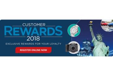 Primaflow F&P's Customer Rewards scheme returns